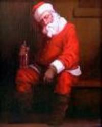 Santa_bottle